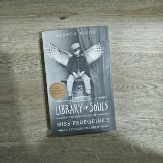Miss Peregrine's #3 - Library of Souls
