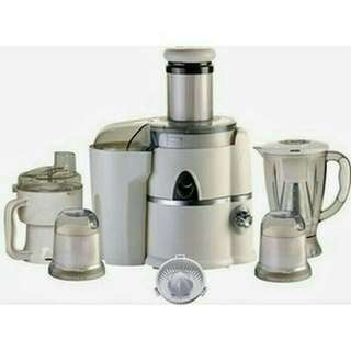 Juicer blender7in1#juicet lengkap