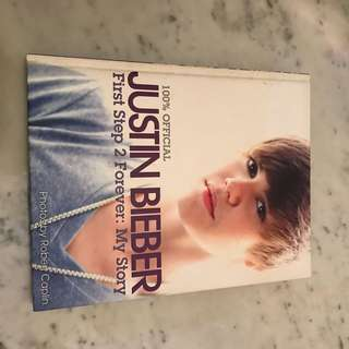 Justin bieber album books
