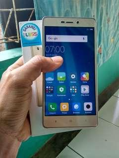 Xiaomi redmi 3s fullsheet charger ngga ori