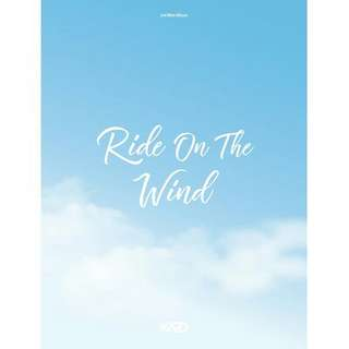 [PREORDER] KARD - Ride on The Wind (3rd Mini Album)