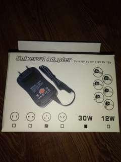 Power adapter 3v to 12v