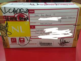 Proof of my Shipments