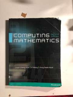 2nd Edition Computing Mathematics