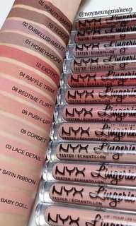 NYX lingerie Push Up