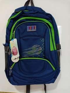 Tas ransel anak sekolah Sd Smp polo alto touch dan miami backpack tas punggung