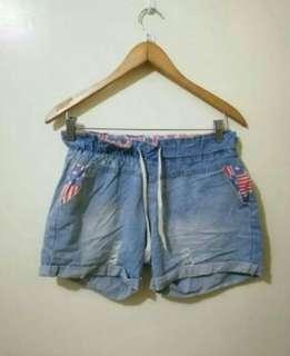 Denim Shorts size 28-30