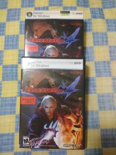 Authentic pre-owned Devil May Cry 4 PC game for sale!