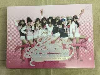 少女時代CD正版1st Asia Tour