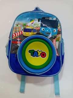 Tas ransel anak sekolah tk pg TAYO backpack tas punggung
