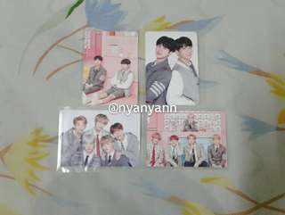 [WTS Only] BTS 4th Muster (Korea) Mini Photocard