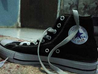 Converse allstar ct high bw premium with box