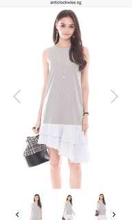 Anticlockwise dress size S