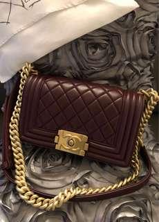 Chanel LeBoy 20cm