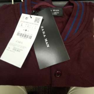 Zara man original with tag