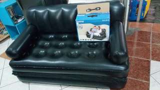 Sofa Angin, SofaBed Pompa 5in1 EKS Display