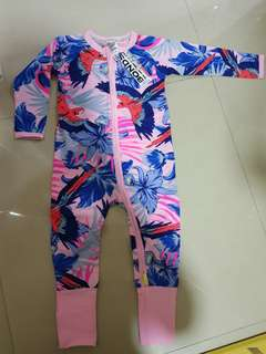 New Bonds Wondersuit 12-18mths