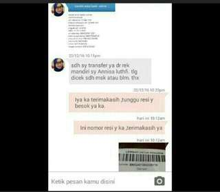 Testi pashion