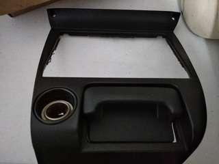 🚚 corolla 93-97 點煙零錢盒飾板