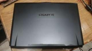 Gigabyte Gaming Laptop GTX1060