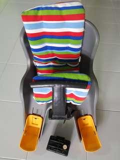 Kids cycle seat