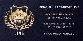 🚚 Joey Yap's Feng Shui Academy Live