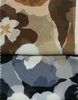日本進口花紋布料(兩種顏色)
