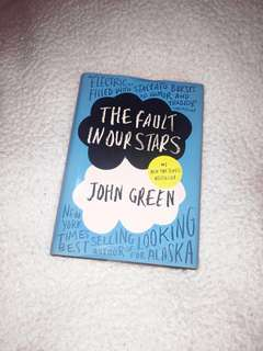 [REPRICED] The Fault In Our Stars (Hardbound)