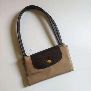 Longchamp handbag long strap