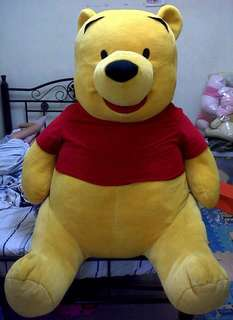 Life size Winnie the Pooh