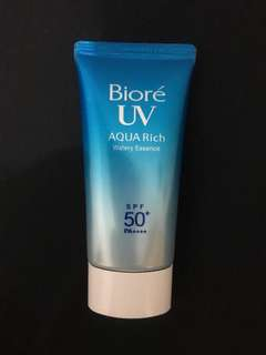 Biore UV Aqua Rich Sunscreen