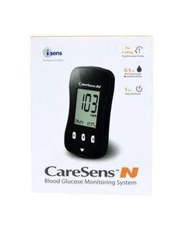 BN CareSens N Blood Glucose Monitor