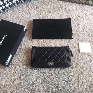 Chanel wallet 香奈兒銀包
