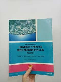 University of Physics with Modern Physics Vol. 1