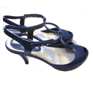 Melissa Blue Heels