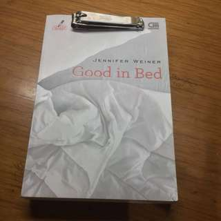 Novel Good in Bed
