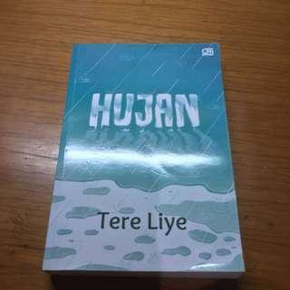 TERE LIYE; HUJAN