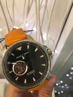 Giorgio fedon Accurate III automatic watch 手錶 機械錶 自動錶