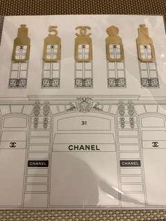 Chanel 全新 書籤 Bookmark