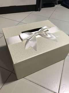 Wedding Angpow Box x2