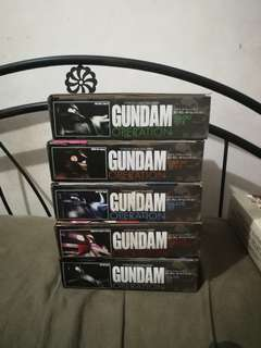 Gundam Operations Toybook
