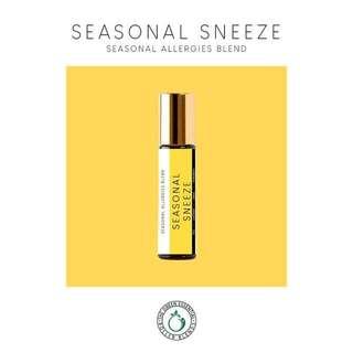Seasonal Sneeze Roller Blend 5mL (Seasonal Allergies Blend)