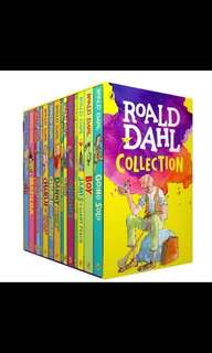 🚚 [New] Roald Dahl 3 books BFG, Matilda and Chocolate Factory