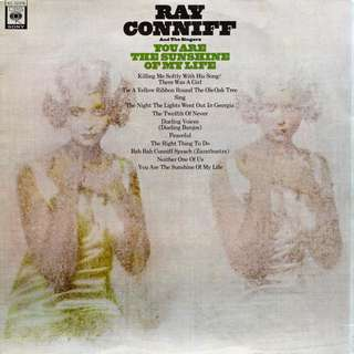ray connif Vinyl LP used, 12-inch, may or may not have fine scratches, but playable. NO REFUND. Collect Bedok or The ADELPHI.