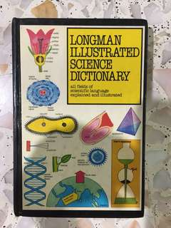 Science dictionaries