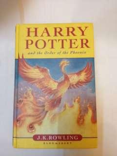 Harry Potter - 1st Edition Uk