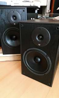 USA big bookshelf speaker.