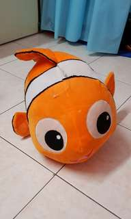 Nemo soft toy