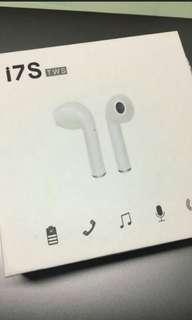 TWS i7s藍牙耳機