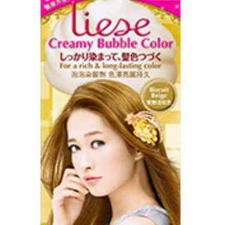 Liese Creamy Bubble Color Hair Colour (assorted colours)
